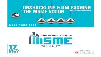 The Economic Times MSME Summit