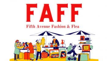 FAFF (Fifth Avenue Fashion and Flea) at Hitex