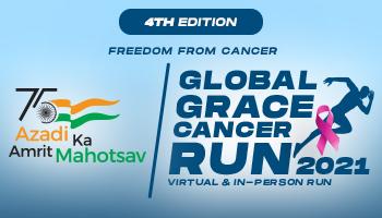 Global Grace Cancer Run 2021