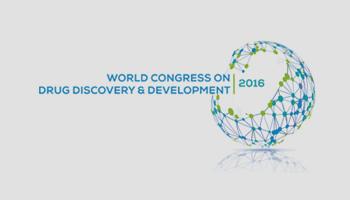 World Congress on Drug Discovery Development-2016