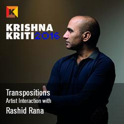 Transpositions - Artist Interaction with Rashid Rana
