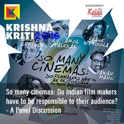So many cinemas: Do Indian film makers have to be responsible to their audience