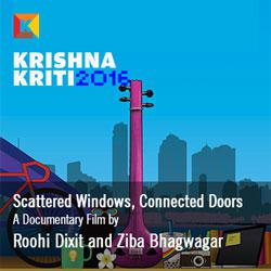 Screening of Scattered Windows by Roohi Dixit and Ziba Bhagwagar