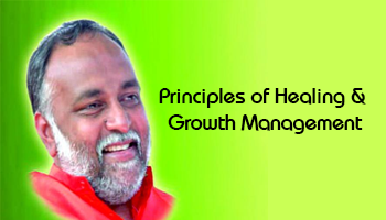 Principles of Healing and  Growth Management (Residential Workshop)