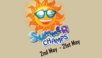 Oakridge Summer Champs 2016 - Hyderabad - May 2, 2016 09:00 AM