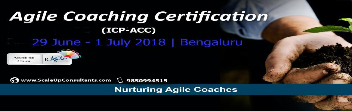Agile Coach Certification, Bangalore - June 2018
