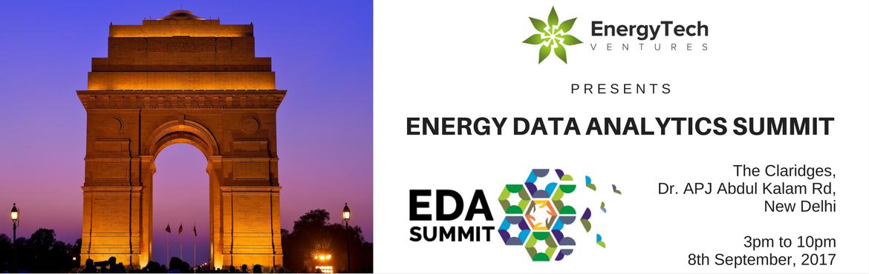 Energy Data Analytics (EDA) Summit | 2017
