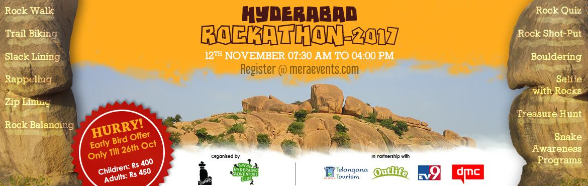 Hyderabad Rockathon 2017