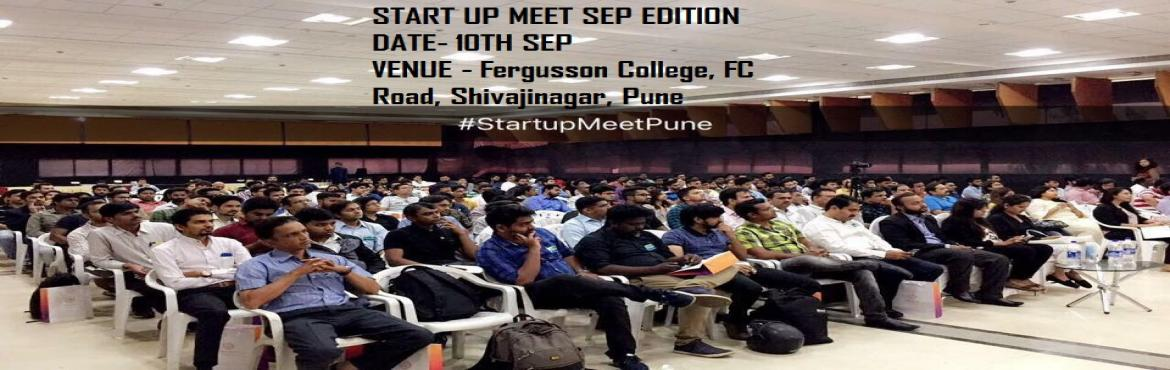 http://www.meraevents.com/event/start-up-meet-sep-
