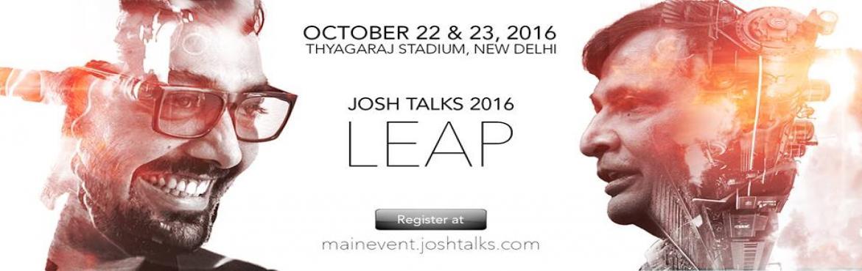 Josh Talks 2016 : LEAP