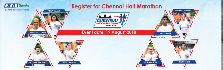 Chennai Half Marathon