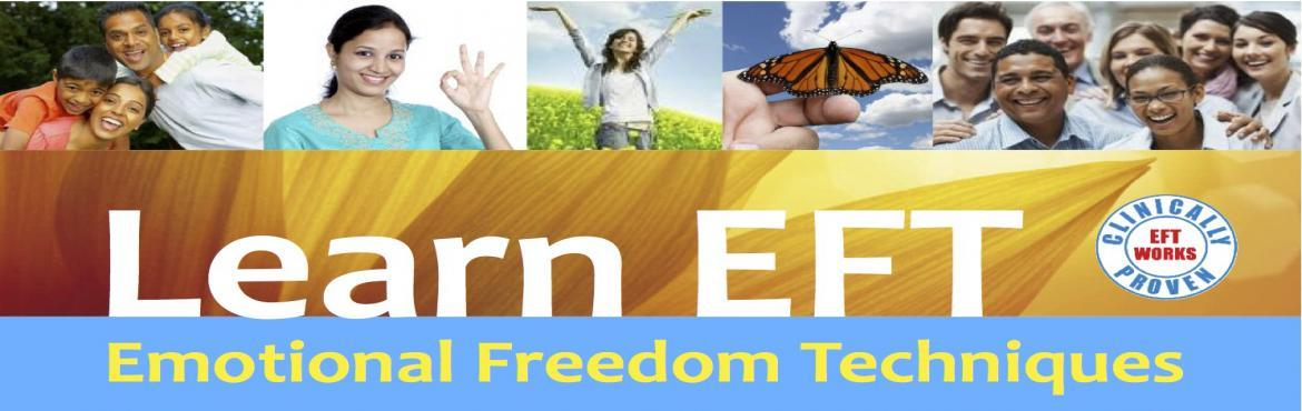 EFT (EMOTIONAL FREEDOM TECHNIQUES) Training Delhi