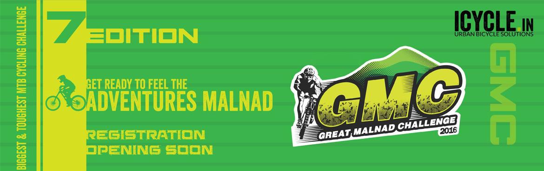 Great Malnad Challenge 2016