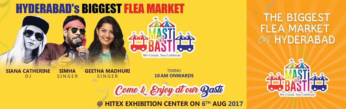 Masti Ki Basti - Hyderabads Biggest Flea Market