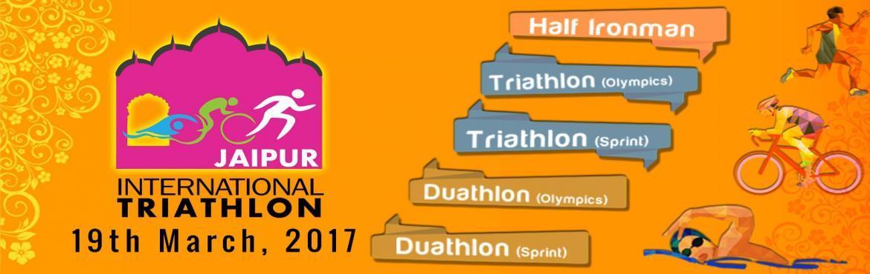 Jaipur International Triathlon