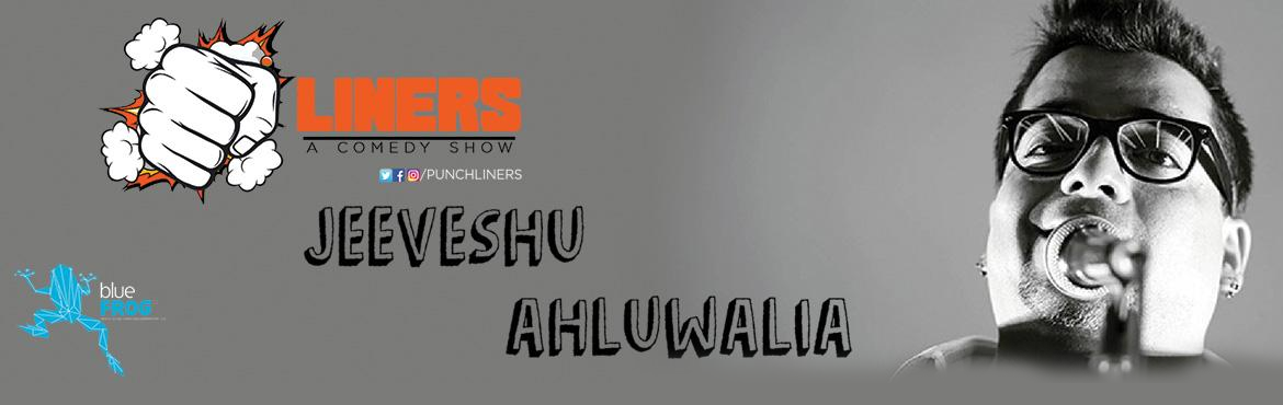 Punchliners: Standup Comedy Show Ft Jeeveshu