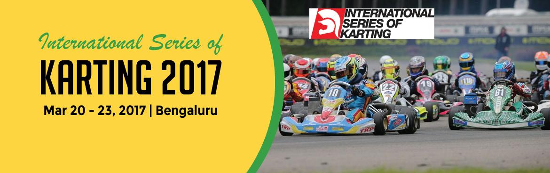 International Series of Karting 2017