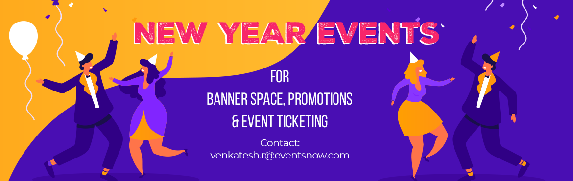 New Year Events in Hyderabad