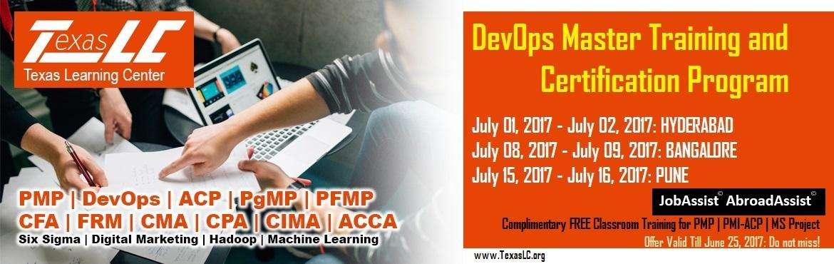 DevOps Master Training and Certification