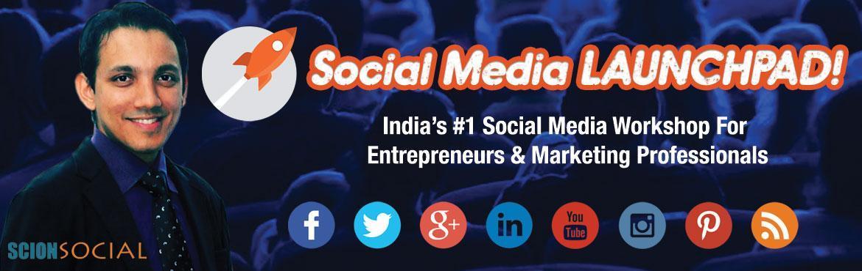Social Media Marketing Workshop - BENGALURU