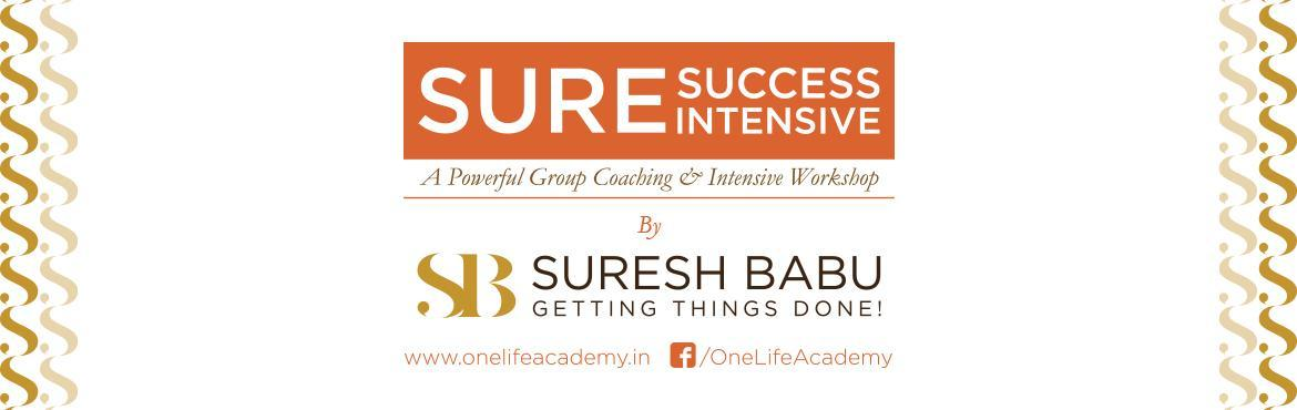 Sure Success Intensive A 2 Day Power Packed Group