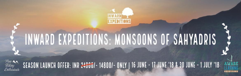 Inward Expeditions: Monsoons of Sahyadris