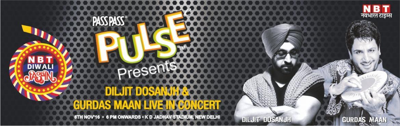 NBT Jashn Diljit Dosanjh a Gurdas Maan Live in Con