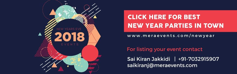 New Year Chennai Banner