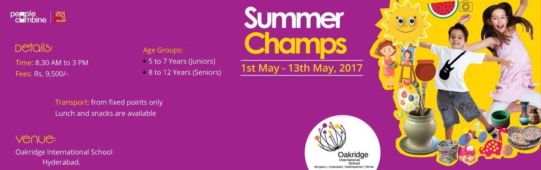 Oakridge Summer Champs 2017