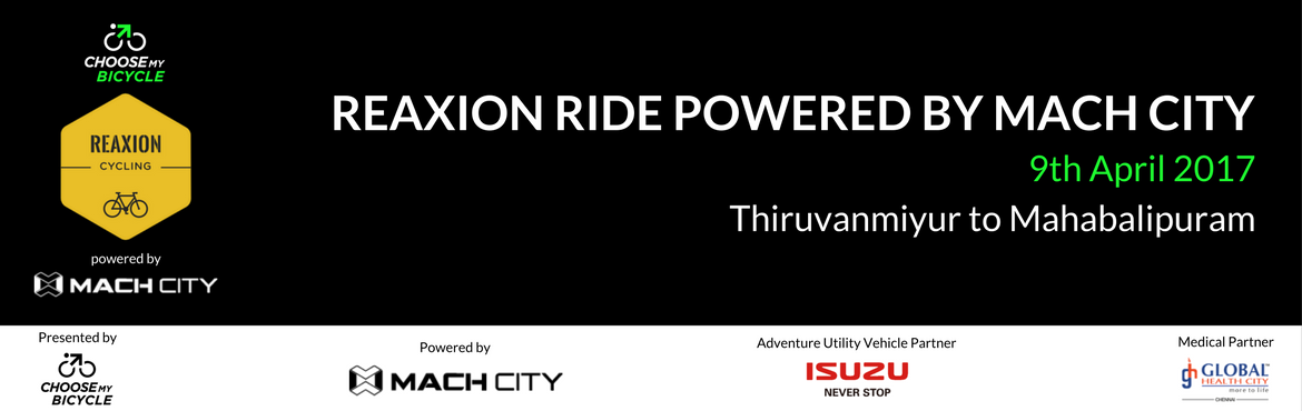 ChooseMyBicycle.com presents Reaxion Ride