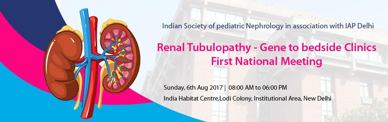 First National Meeting On Renal Tubular Disorders