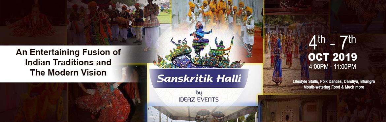 Sanskritik Halli by Ideaz Events