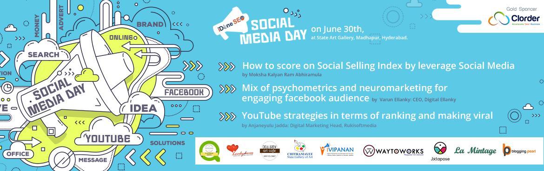 Social Media Day - Hyderabad
