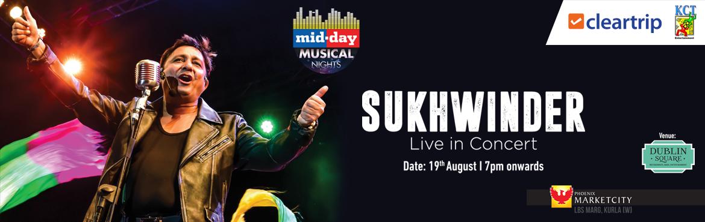 Sukhwinder Live In Concert