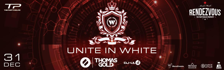 Unite In White NYE18 at Rendezvous