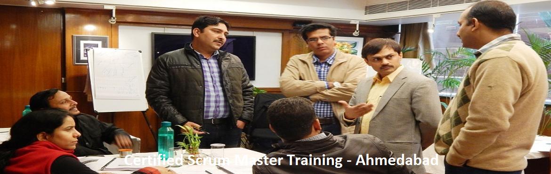 Certified Scrum Master Training Ahmedabad