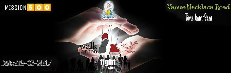 Walkathon - Saving Young Lives