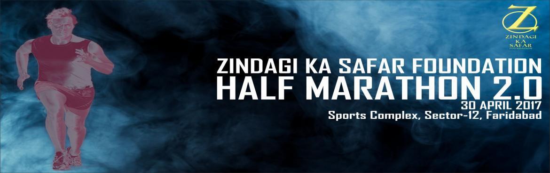 Zindagi Ka Safar Foundation Half Marathon 2.0