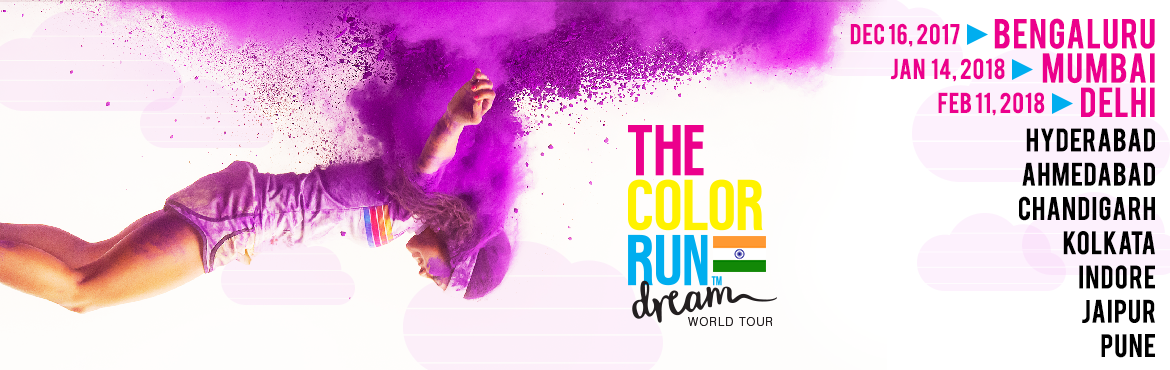 The Color Run India-Mumbai