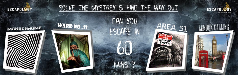 Escapology The Live Escape Games