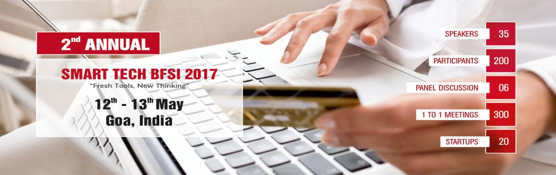 2nd Annual Smart Tech BFSI Summit 2017