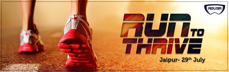 Run To thrive(Jaipur)