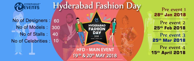 Hyderabad Fashion Day 2018