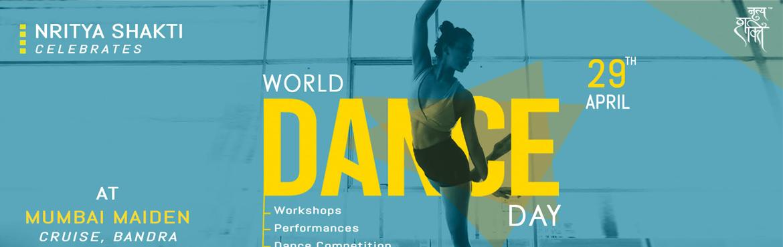 WORLD DANCE DAY With Nritya Shakti
