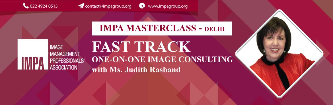 Fast Track One-On-One Image Consulting DELHI