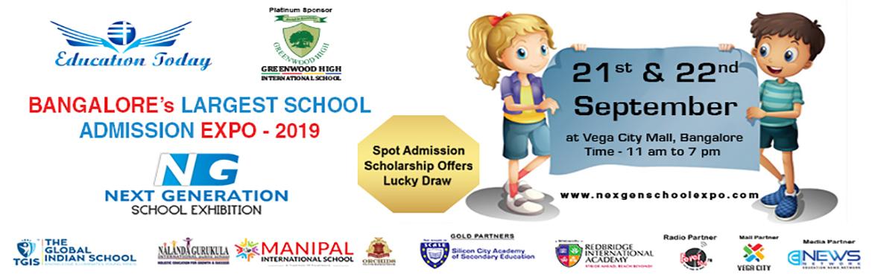 NexGen School Admission Expo - 2019
