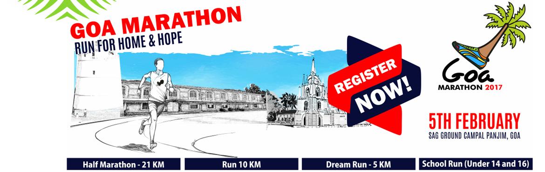 Goa Marathon 2017