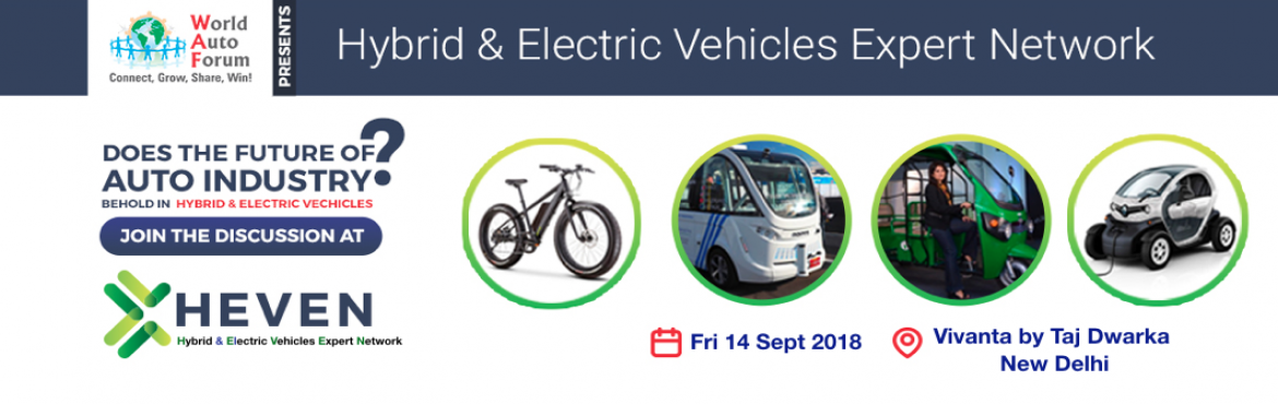 2nd HEVEN Hybrid and Electric Vehicles Expert Netw