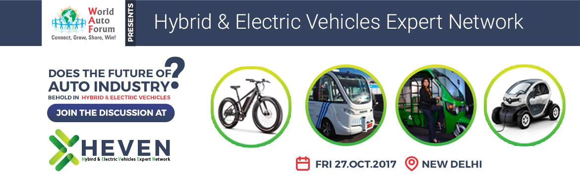 HEVEN- Hybrid and Electric Vehicle Expert Network