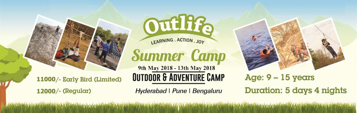 Summer Camp For Kids 2018 ( Adventure and Outdoor)